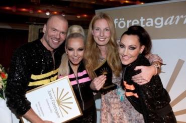 Hon är Årets Företagare Göteborg