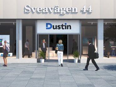Dustin öppnar concept store