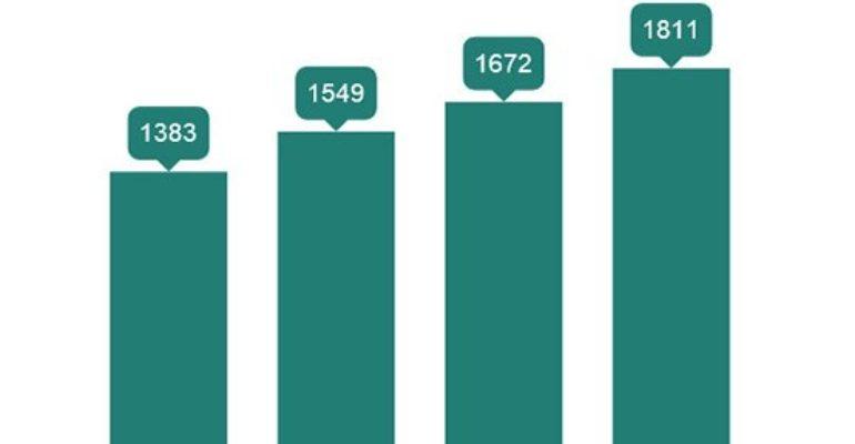 Nyföretagandet hos seniorerna ökar