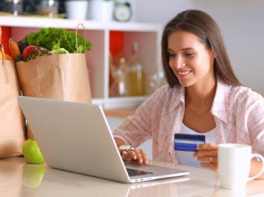 Rekordhandel över nätet