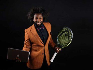Caxton Njuki – Människor är min passion