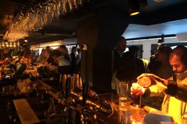 StartUp Bar Stockholm levererade