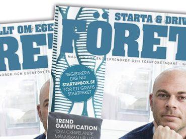 Berätta din historia och vinn ett reportage i Starta & Driva Företag