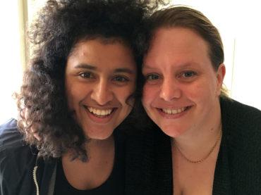 Maria och Maria föreläser på Eget Företag