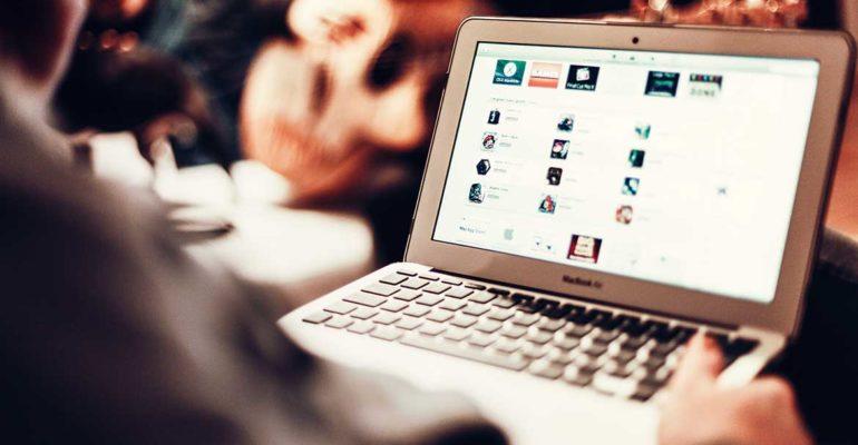E-handel – Inget man gör med vänsterhanden
