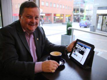 5 snabba med Kenneth OE Sundin – Han söker friheten som företagare