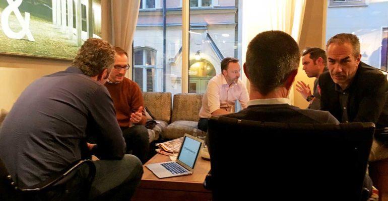 StartUp Bar Stockholm – Oktober