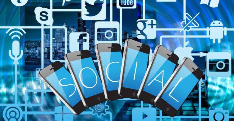 Så syns du i sociala medier