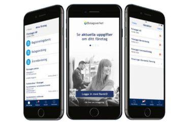Bolagsverket lanserar app