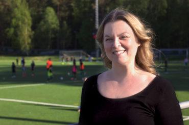 Hennes tjänst underlättar för idrottsföräldrar