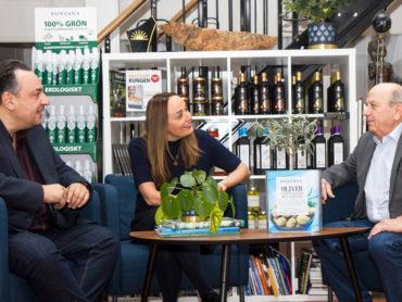 Halloumikungen – Historien om hur Frixos fick hela Sverige att älska gnisselosten