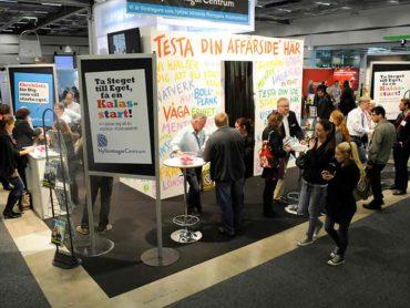 Eget Företag – nordens största småföretagarmässa