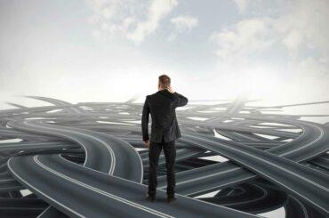 Att vara entreprenör är att bryta ny mark