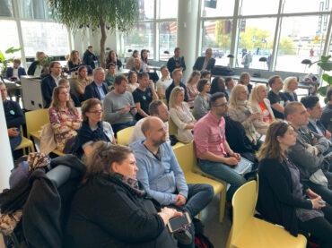 Tack alla ni som kom på Start Up Bar Stockholm igår!