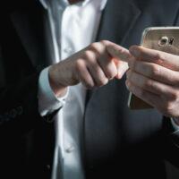 Att surfa på mobilen blir allt vanligare