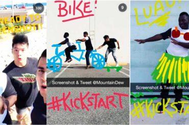 Snapchat för företag