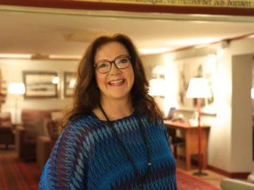 Veckans entreprenör – Anne sprider glädje med livsyoga