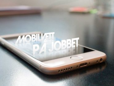 Mobilvett på jobbet
