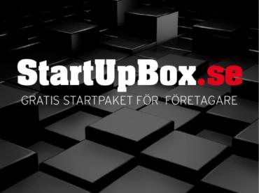 Snart lanserar vi StartUp Box!