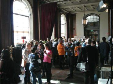 Lyckad premiär för StartUp Bar i Göteborg