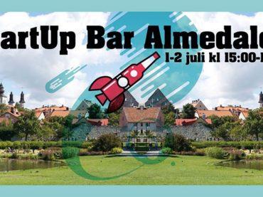 Program – StartUp Bar Almedalen