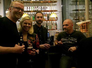 Lyckad premiär av StartUp Bar i  Sundsvall