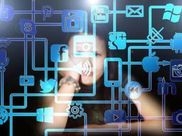 Närvaro i sociala medier