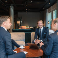 Flexibla arbetsplatser i attraktiva lägen