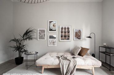 Försäljningen av posters och tavlor ökar kraftigt online
