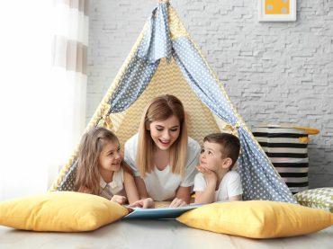 Få en enklare vardag med läxhjälp och barnpassning