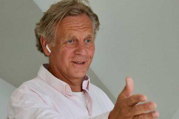Leif Hejdenberg – med ett team som vill göra skillnad i samhället